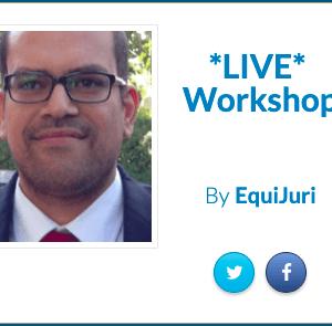 Live Workshop With EquiJuri