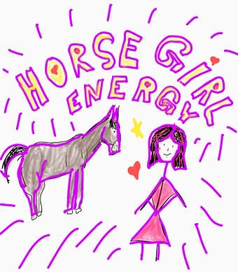 Horse Girl Energy With EquiJuri