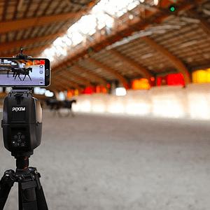 Pixem robot cameraman - EquiJuri