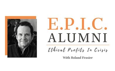 Roland Frasier EPIC Challenge Alumni